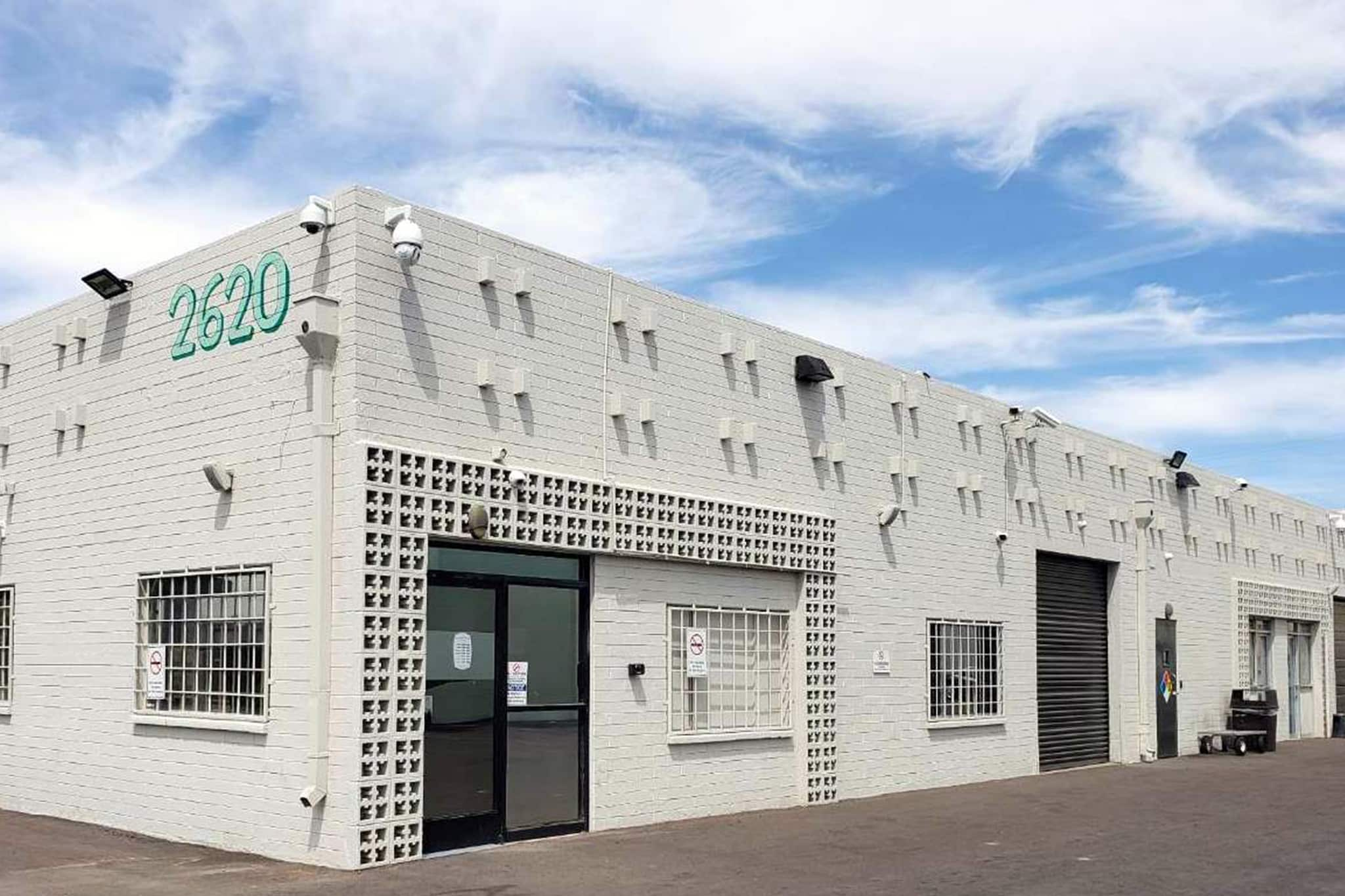 Encanto dispensary building in Arizona