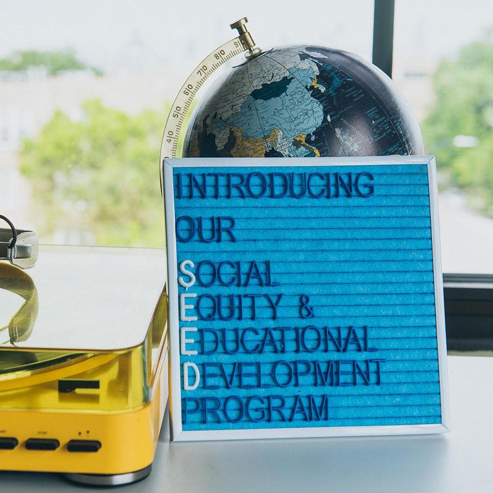 Social Equity & Educational Development Program.